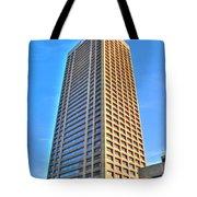 Hsbc Tower Tote Bag