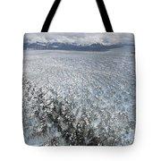 Hubbard Glacier, Gilbert Point Tote Bag