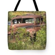 Hudson Sedan Tote Bag