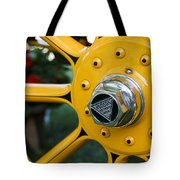 Hudson Wheel Tote Bag