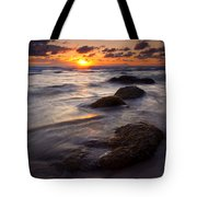 Hug Point Tides Tote Bag