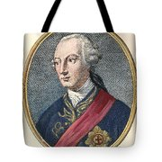 Hugh Percy (1742-1817) Tote Bag