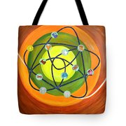 Human Birth Sign Tote Bag