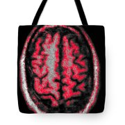 Human Brain Tote Bag