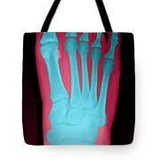 Human Foot Tote Bag