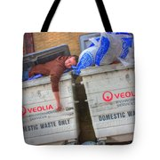 Human Waste  Tote Bag