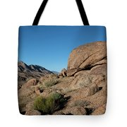 Humping Rock Tote Bag