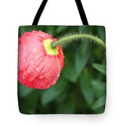 Hung Over Tote Bag