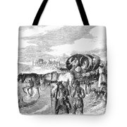 Hungarian Gypsies, 1874 Tote Bag