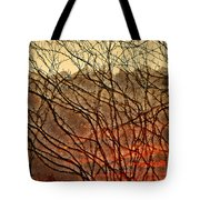 Hungry Vines Tote Bag