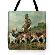 Hunting Exercise Tote Bag