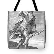 Hunting Horn, 1723 Tote Bag