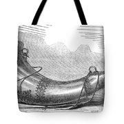 Hunting Horn, 1869 Tote Bag