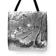 Hunting: Pheasant, 1843 Tote Bag