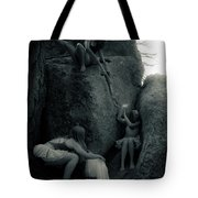 Hunting Wild Dancers 2 Tote Bag