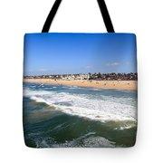 Huntington Beach Orange County California Tote Bag