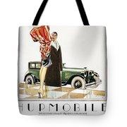 Hupmobile Ad, 1926 Tote Bag