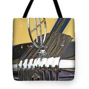 Hupmobile Ornament Tote Bag