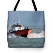 Huron Belle Pilot Boat Tote Bag