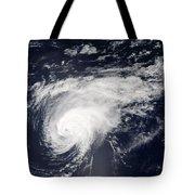 Hurricane Gordon Over The Atlantic Tote Bag