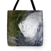 Hurricane Isaac Makes Its Second Tote Bag