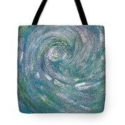 Hurricane Of Light Tote Bag