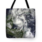 Hurricane Paula Tote Bag