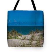 Hutchinson Island Heaven Tote Bag by Trish Tritz