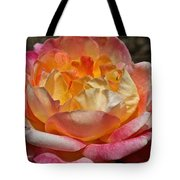 Hybrid Tea Rose Tote Bag