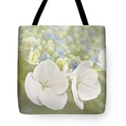 Hydrangea Dreams Tote Bag