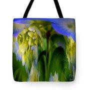 Hydrangea Fantasy Tote Bag