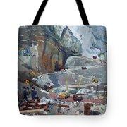 Hydropower Koman Tote Bag