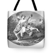 Hymen And Cupid Tote Bag