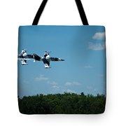 I 39 Fighter Jets Tote Bag