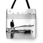 I Am Coming To Save You Tote Bag