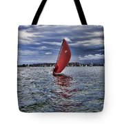 I Am Sailing V2 Tote Bag