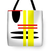 I Ching 7 Tote Bag