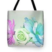 I Dream Of Flowers Tote Bag