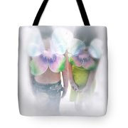 I Dreamed I Was A Butterfly Tote Bag