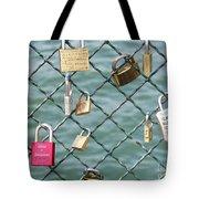 I Love You Paris Tote Bag