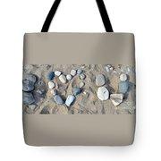 I Loveu Pebbles Tote Bag