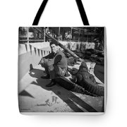 I Need Some Gator Aid Tote Bag by Brian Wallace