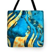 I Should Have Said Goodbye 2 Tote Bag by Angelina Vick