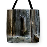 I Stand At The Door And Knock Tote Bag