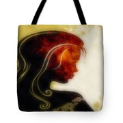 I Walked Away 1 Tote Bag by Angelina Vick