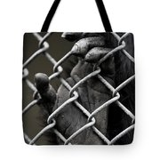 I Want Out Tote Bag