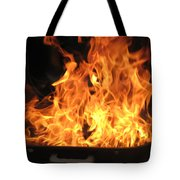 I Will Take That Burger Well Done Please Tote Bag
