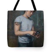 Ian 2009 Tote Bag