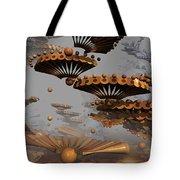 Icarus' New Wings Tote Bag