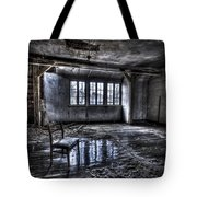 Ice Chair Tote Bag